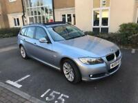 BMW 318 2.0 Touring 2009MY i SE stop and start engine sunroof front and back