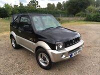 Suzuki Jimny soft top 2005