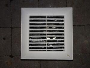 Bathroom Fan - Panasonic, Whisper Ceiling Series, 0.3 Sone