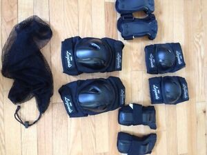 Protective gear for rollerblading