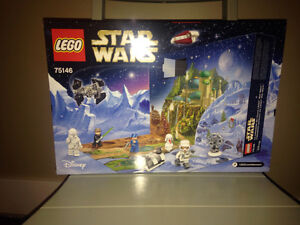 NEW NEW NEW 2016 LEGO STAR WARS ADVENT CALANDER