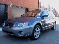 REDUCED 2005 Subaru Outback H6 3.0R