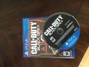 Call Of Duty Black Ops 3 for sale or exchange NEGO PS4