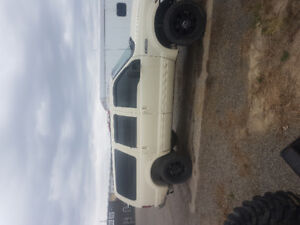 Cummins lifted excursion