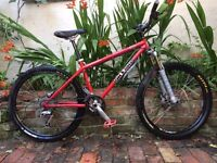 On One mountain bike for sale