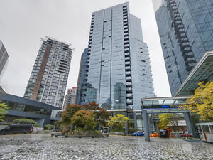 1410 - 1050 Burrard St At Wall Centre (Downtown Vancouver)