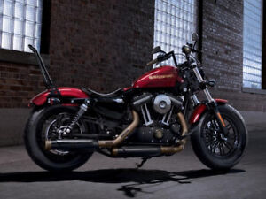 Body complet Sportster Forty-Eight 2018 - Édition limitée neuve