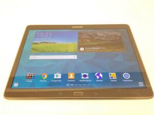 Tablette Samsung Galaxy Tab S 10.5 LTE/Wifi