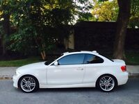 BMW 135 2012 M package, executive package