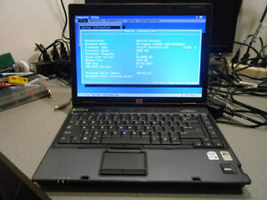 "Mint-HP nc6400 14.1""WS/Win7 Pro/Ms Office/New AC&Bat/Bluetooth"