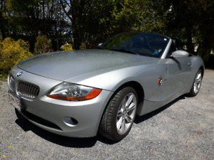 2004 BMW Z4 Roadster -(REDUCED $1000.)