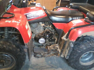 YAMAHA BIG BEAR 4X2
