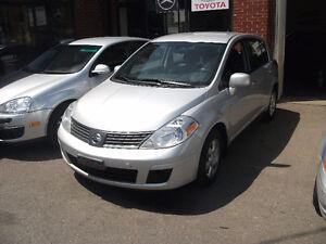 2009 Nissan Versa Hatchback CERTIFIED E-TESTED!!!!!!!