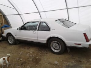 91 Lincoln Mark V11  ( reduced to $ 6500 )