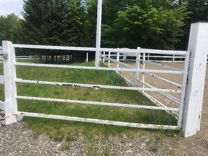 Barriere d'enclos