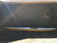 17 ft. Touring kayak for sale