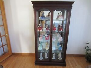 WOW - Great Deal On Gibbard Curio Cabinet