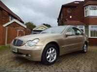 2000/X Mercedes-Benz C180 2.0 auto 2001MY Elegance