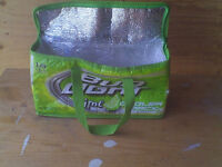 """Almost new cooler bag with """"Bud Light"""" logo on it"""