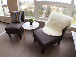 Furnished Surrey Central BOSA Brand New 1 Bedroom Close to SFU