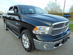 2016 RAM 1500 BIG HORN, CREW CAB, 4X4, 5.7L HEMI V8,CLEAN CAR PR