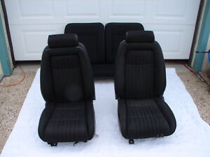 Looking for some Mustang seats Cambridge Kitchener Area image 1