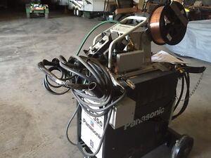 Industrial  grade Panasonic mig welder  Windsor Region Ontario image 4