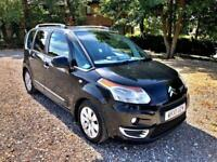 2010 Citroen C3 Picasso 1.6HDi ( 92bhp ) Exclusive #FinanceAvailable