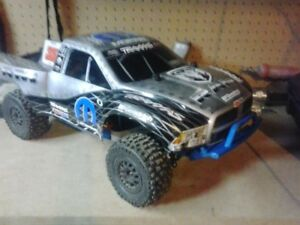traxxas slash 4x4 lcg