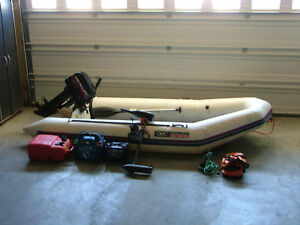 OMC Express 335 Inflatable Total Package