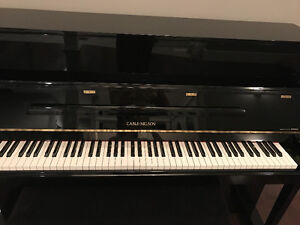 Cable Nelson Yamaha CN116,upright, 2010 Purchased new from Giova