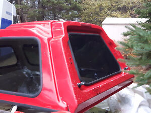 Canopy Pickup HIGH RISE Truck Top 60x76 Ex Cond 902-222-5986