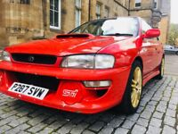 Subaru Impreza STI Jap Import