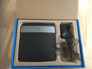 Linksys Router N600 Wireless