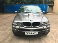 BMW X5 3.0d Sport 5dr 4WD PAN ROOF / SAT NAV / TV