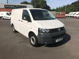 Volkswagen Transporter 2.0 Tdi Bluemotion Tech 84Ps Van DIESEL MANUAL (2013)
