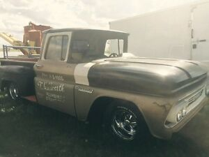 Chevy 1961 - Classic Project Truck