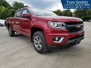 2019 Chevrolet Colorado Z71  - SiriusXM - $265.11 B/W