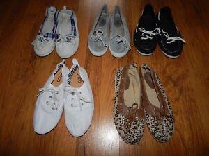 Chaussures pour femme ou ado pointure 6 et 7 étroit