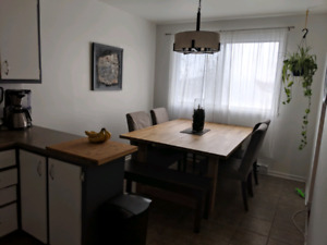 Grand appartement 4 1/2 lumineux (Longueuil)-dispo 1er avril
