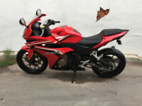 Mint Condition Honda CBR500RA ABS ***NOW SOLD*** City of Toronto Toronto (GTA) Preview