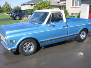 1972 C10 Shortbox 350/350  Read All