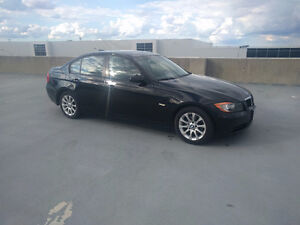 2007 BMW 3-Series 323i Sedan Automatic Mint condition
