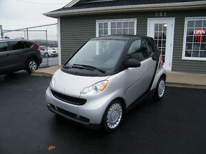 2012 Smart Fortwo 23,000 km LOADED AND INSPECTED St. John's Newfoundland image 1