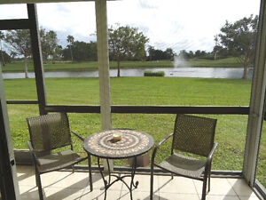Beautiful One Bedroom Unit in South Florida; Golf is Included!