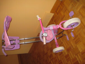 "Tricycle rose ""Disney princesse"