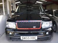 Land Rover Range Rover Sport 2.7TD V6 auto HSE - 110000 Miles - Warranty