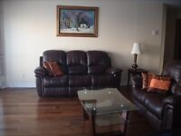 Semi-Furnished 2 bedroom condo for rent
