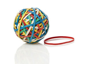 Some Ideas For Making Rubber Band Rings