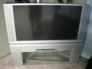 """50"""" Hitachi Rear Projection LCD"""